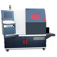 Poste de marquage laser - nd : yv04 superior box avec plateau tournant ø800mm