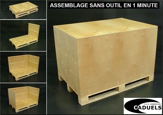 Caisse En Bois Pas Cher : caisse en bois a corniere – caisse en bois – caisse en bois pliante