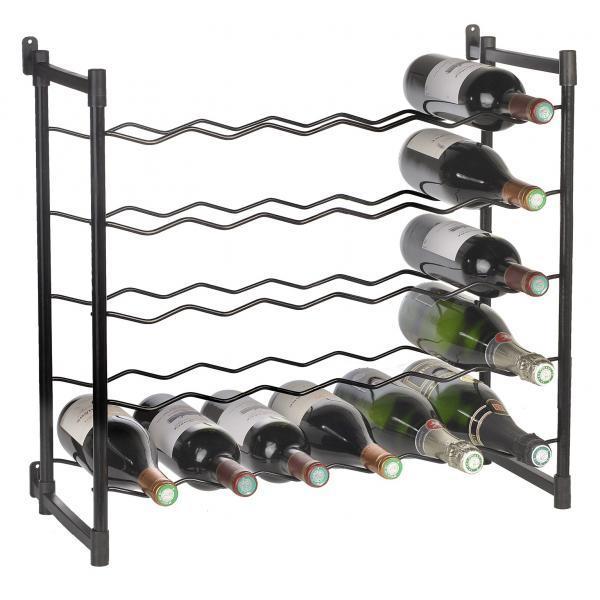 Supports de rangement du vin tous les fournisseurs support de rangement oenologie - Range bouteille roulette ...