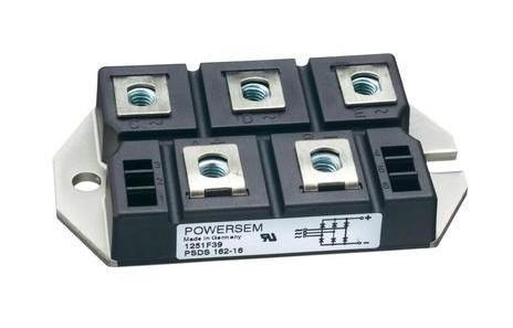 PONT REDRESSEUR POWERSEM PSBS 162-18 1800 V 122 A MONOPHASÉ FIGURE 22 1 PC(S)