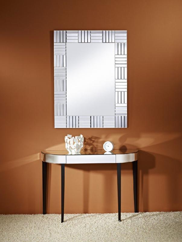 strummer ensemble console et miroir comparer les prix de strummer ensemble console et miroir sur. Black Bedroom Furniture Sets. Home Design Ideas