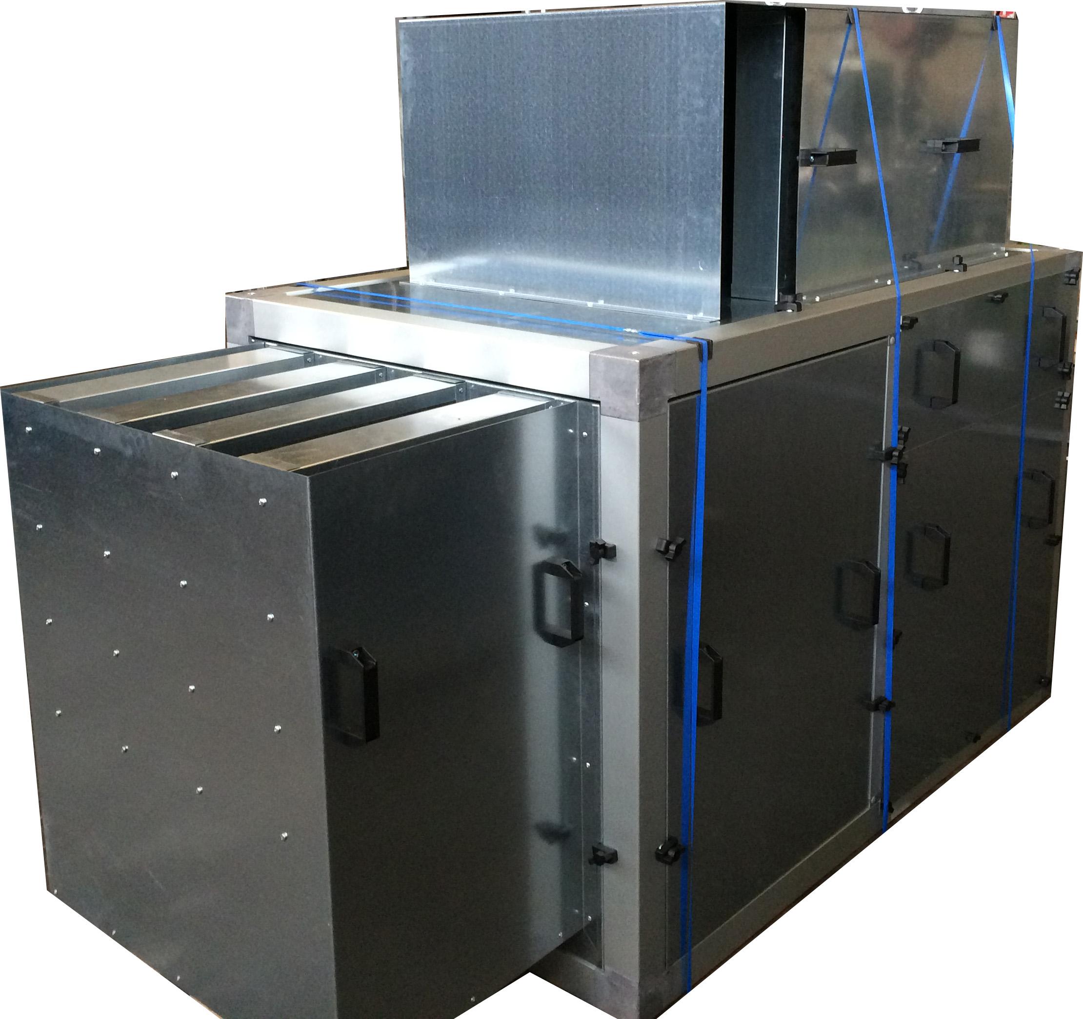 Capotage acoustique industriel tous les fournisseurs capotage acoustique - Isolation phonique climatisation ...