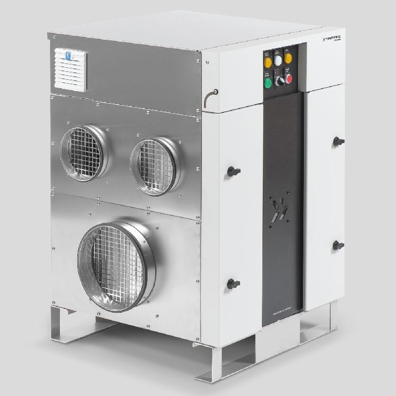 Déshydrateur industriel à adsorption ttr 1400