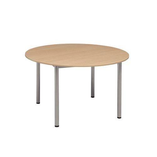 Table ronde 4 pieds en h tre comparer les prix de table - Table en hetre ...