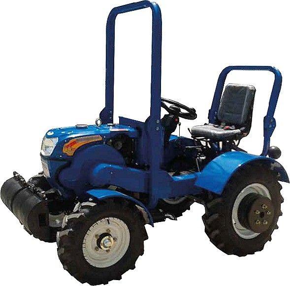 Tracteur mek01