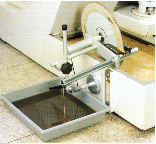 Deshuileur a disque 300 mm