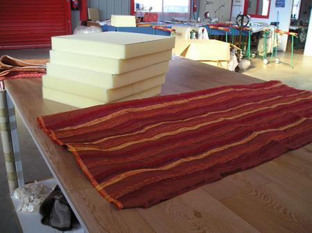 Fabrication dessus de chaise - Fabrication d une chaise en bois ...