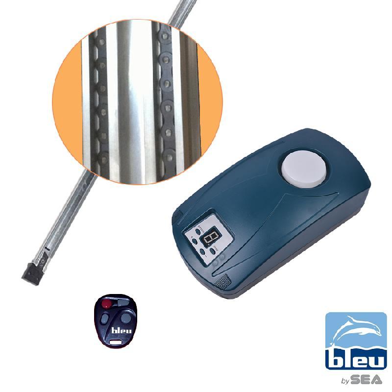 Kit b100 plus motorisation de porte de garage blue by sea for Limus one g70 motorisation porte de garage