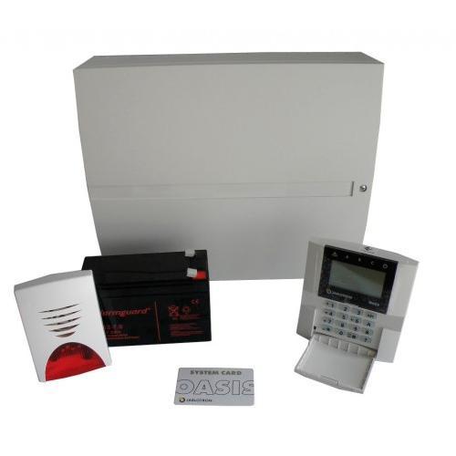kit systeme d 39 alarme filaire 10 a 30 entrees ja 83k. Black Bedroom Furniture Sets. Home Design Ideas