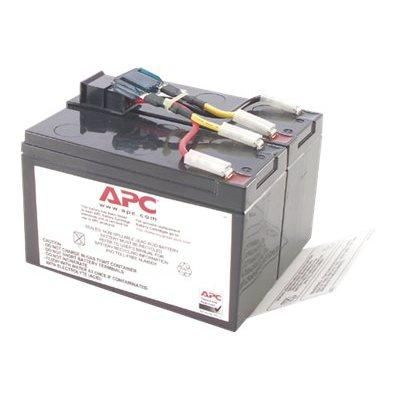 APC REPLACEMENT BATTERY CARTRIDGE #5 - BATTERIE D\'ONDULEUR ACIDE DE PLOMB - POUR SMART-UPS 450, 450NET, 700, 700NET, 700VA