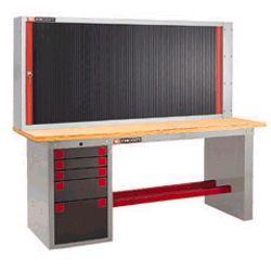 etabli charge lourde avec coffre. Black Bedroom Furniture Sets. Home Design Ideas