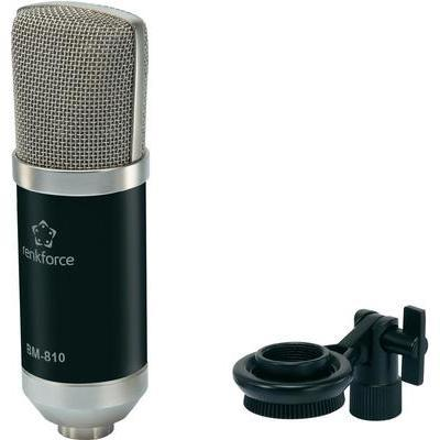MICROPHONE STUDIO RENKFORCE BM-810 B