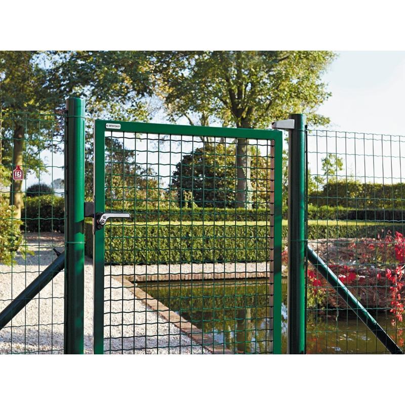 Portillon fortinet vert 1 m x 0 95 m betafence for Portillon 1 m