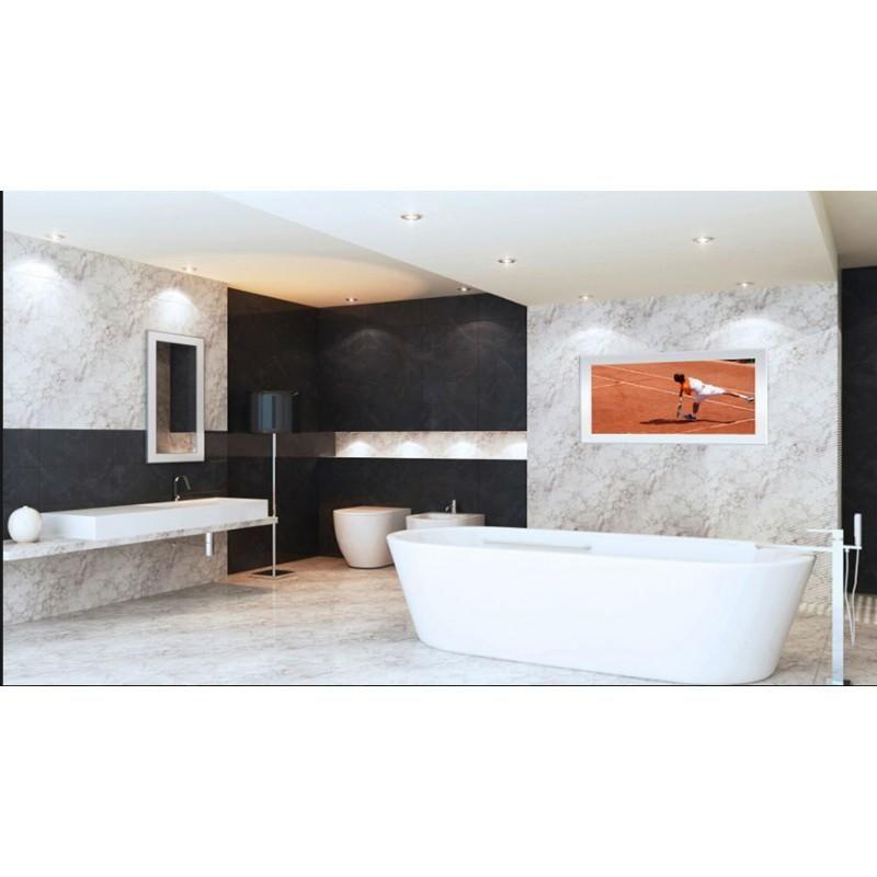 Miroirs de salle de bains tous les fournisseurs for Televiseur miroir
