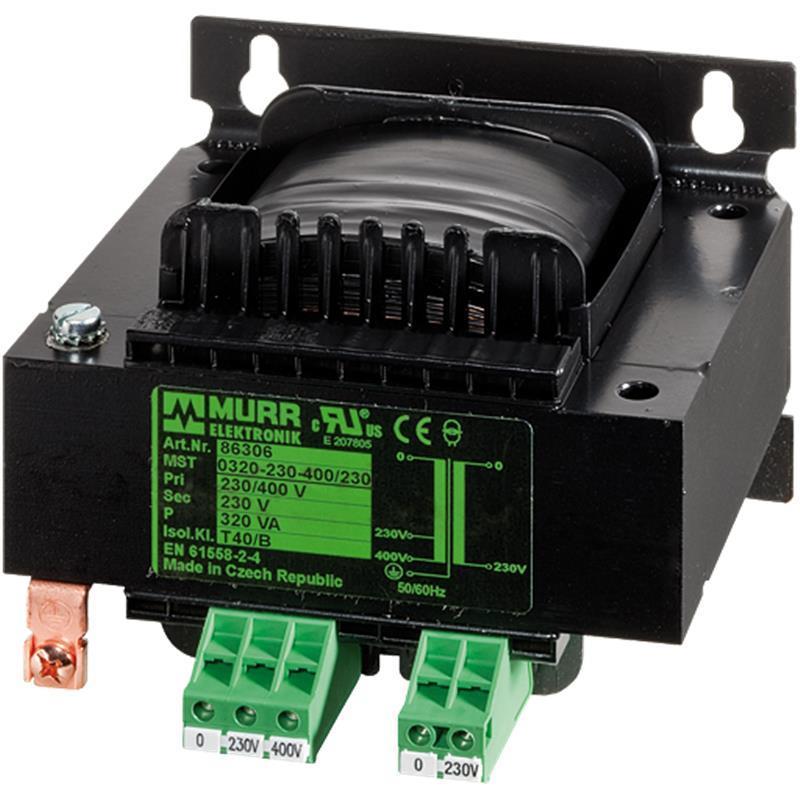Transformateur monophasé 86309   mst 630-230-400/230
