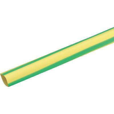 gaine thermor tractable dsg canusa 3210095613 avant apr s 9 5 mm 3 mm 3 1 vert jaune au m tre. Black Bedroom Furniture Sets. Home Design Ideas