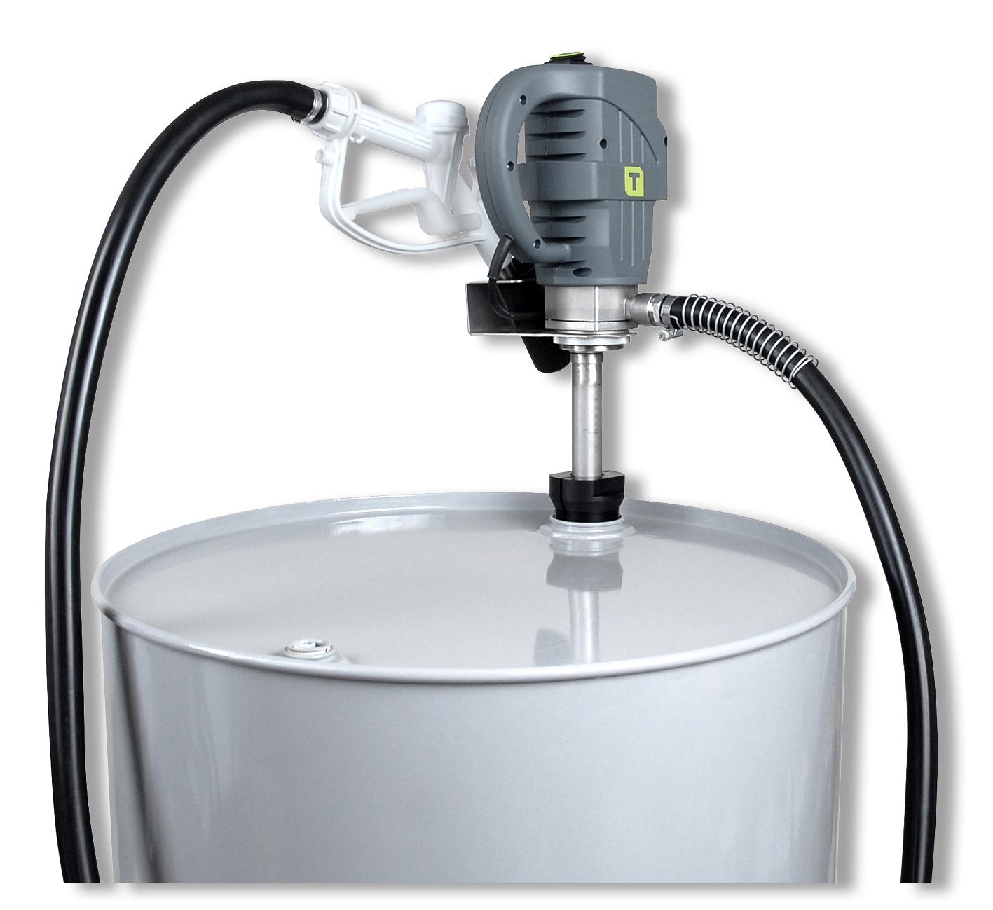 Pompe adblue pour fut hornet w 85 h inox light