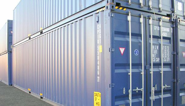 Container 40 39 dry neuf for Prix container neuf