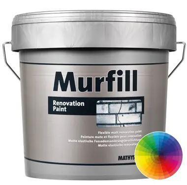 Peinture de rénovation souple et décorative - murfill renovation paint