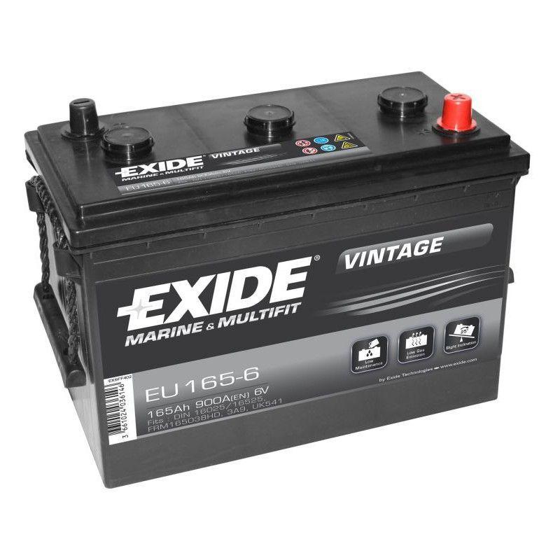 Batterie Exide Premium EA955 12v 95AH 800A
