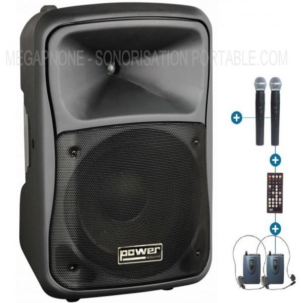 SONO PORTABLE BE 9515 PT ABS 300 WATTS