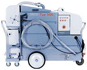 Centre de recyclage - type 500