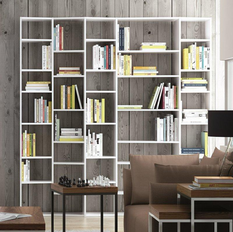 temahome valsa 5 bibliotheque etagere design. Black Bedroom Furniture Sets. Home Design Ideas