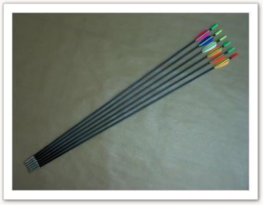 Fleche initiation carbone / flmo01