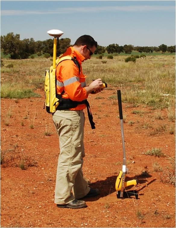 Analyseur des sols