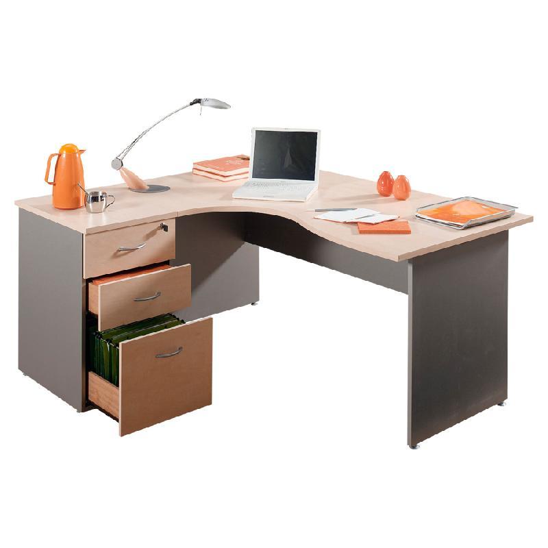 bureaux d 39 angles comparez les prix pour professionnels. Black Bedroom Furniture Sets. Home Design Ideas