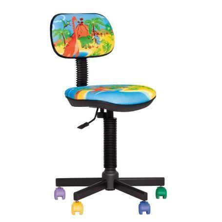 chaise de bureau enfant bambo dino gts. Black Bedroom Furniture Sets. Home Design Ideas