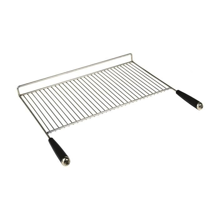 GRILLE INOX 56 CM COMPATIBLE AVEC GRILL FORGE ADOUR