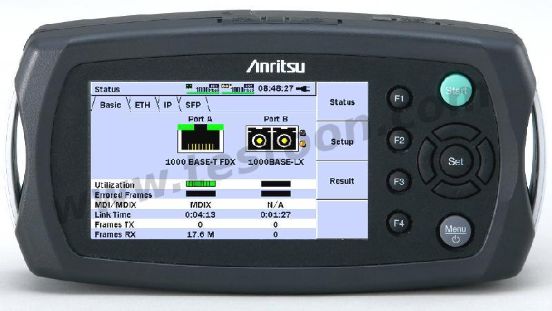 ANRITSU MT9090A-GIGE