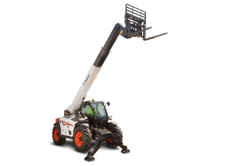 Télescopique de construction t36.120sl bobcat