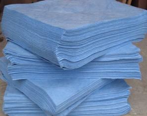 Feuille absorbante pour hydrocarbure 40x50cm
