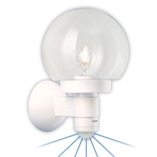 Steinel l 115 s blanc comparer les prix de steinel l 115 s for Lampe detecteur mouvement interieur