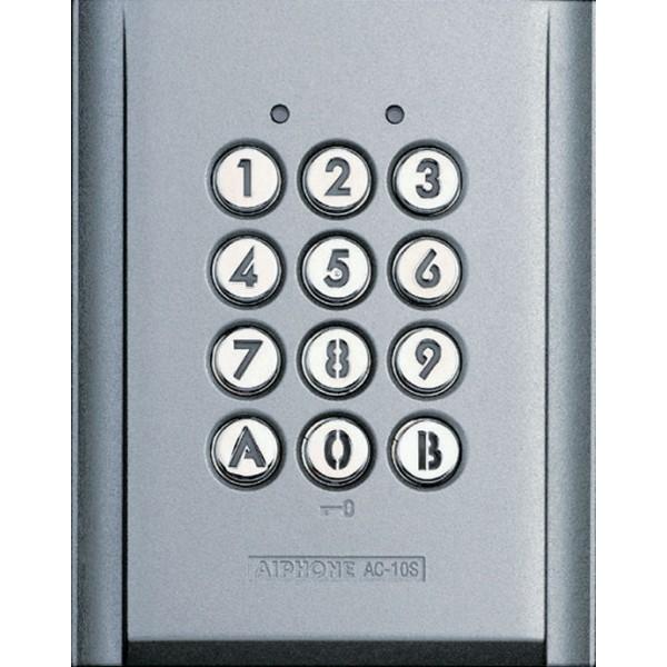 DIGICODE EN SAILLIE RESISTANT AU VANDALISME AIPHONE AC10S