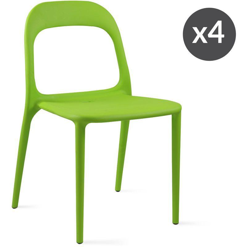 Chaise et fauteuil d 39 ext rieur boutique jardin achat for Chaise longue jardin plastique vert