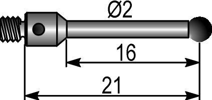 Palpeur t30-21