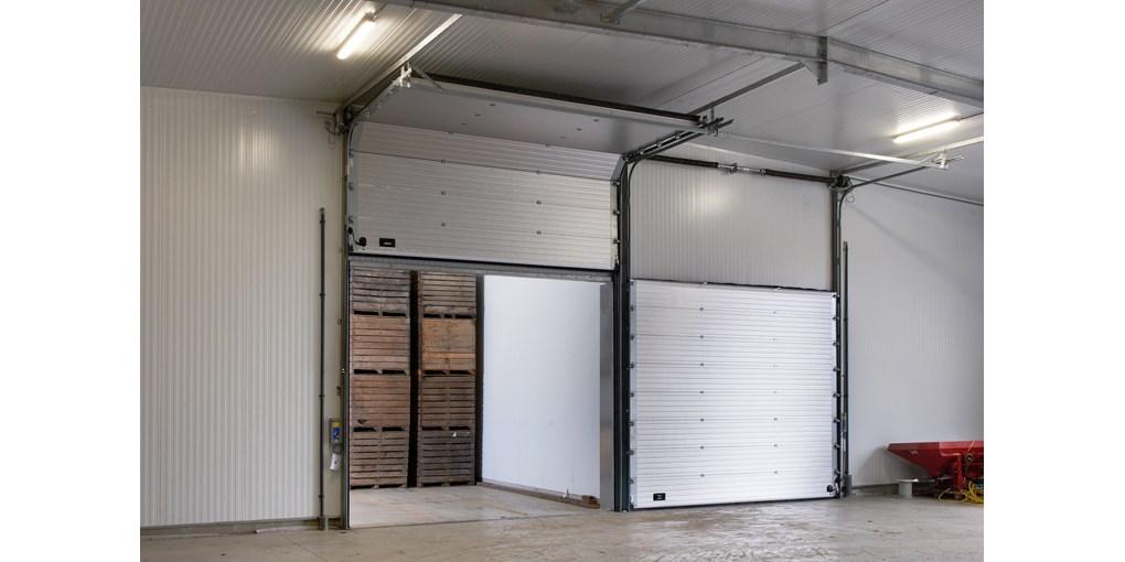 Crawford france produits portes sectionnelles industrielles - Porte sectionnelle crawford ...