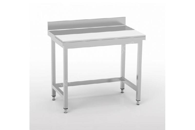 TABLE DE DÉCOUPE PROFESSIONNELLE 25 MM ADOSSÉE - 700 X 1000 MM