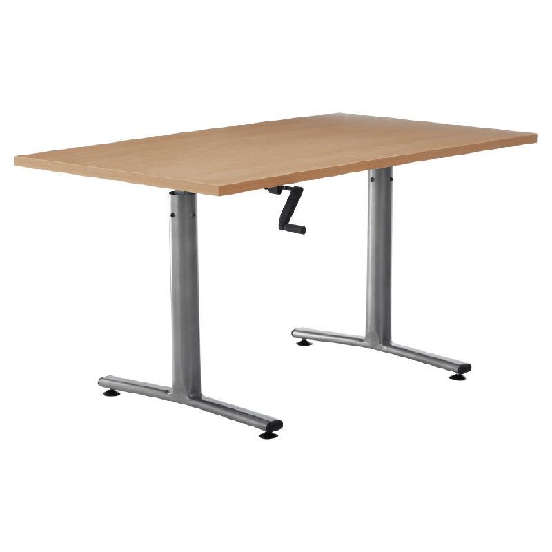 table degagement laterale hv boreal comparer les prix de table degagement laterale hv boreal sur. Black Bedroom Furniture Sets. Home Design Ideas