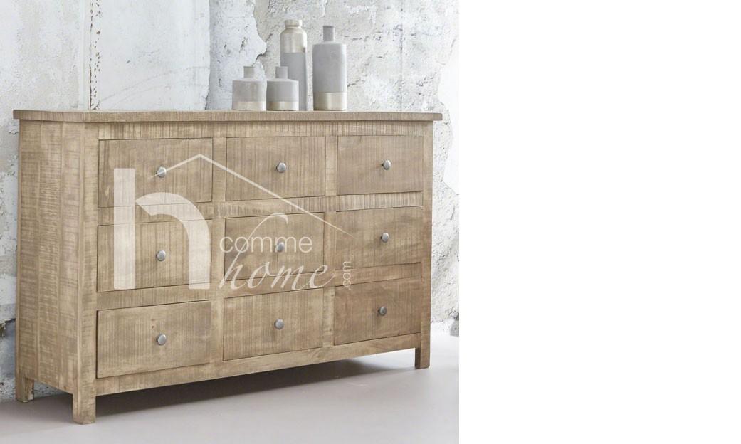 h comme home produits buffet. Black Bedroom Furniture Sets. Home Design Ideas