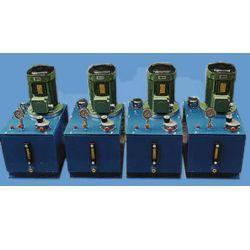Centrale hydraulique ahp avec pompe à engrenages