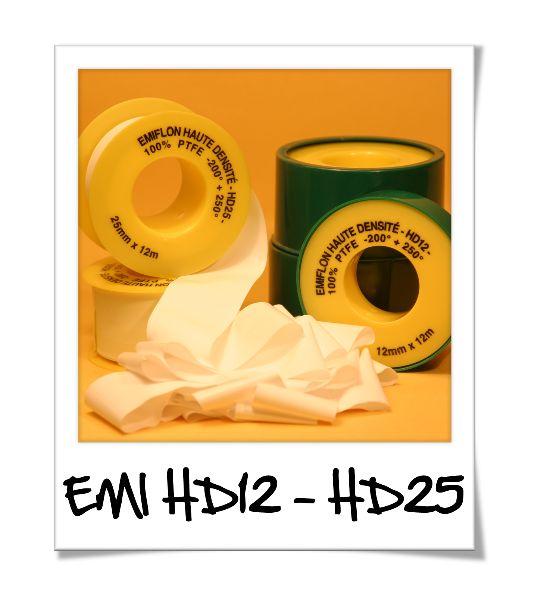 Ruban gamme emi hd12