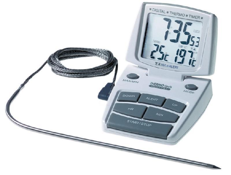 thermomètre infrarouge cuisine