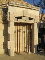 Pierres de taille tous les fournisseurs bloc de taille for Encadrement de porte en pierre de parement