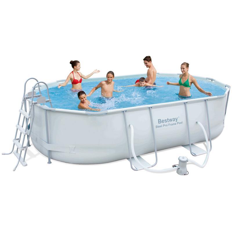 Piscines bestway achat vente de piscines bestway for Piscine tubulaire bestway