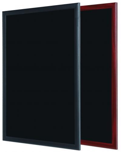 ardoise 400x300 mm cadre noir comparer les prix de ardoise 400x300 mm cadre noir sur. Black Bedroom Furniture Sets. Home Design Ideas