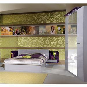 Chambres quip es comparez les prix pour professionnels for Axel chambre complete adulte 140 cm